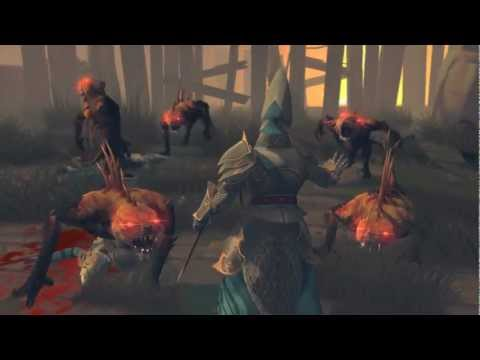 Dungeon Hunter 4 : Teaser IOs Et Android