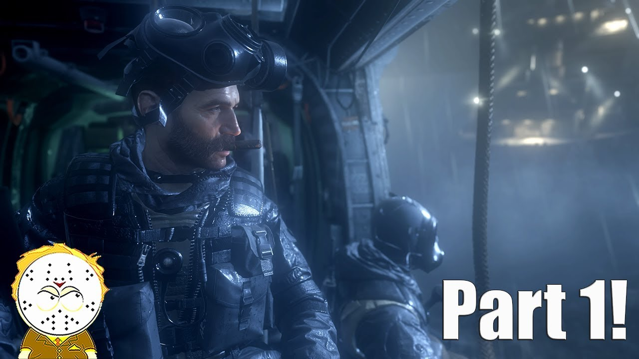 Download Call Of Duty Modern Warfare Remastered Part 1 FNG And Crew Expendable 360,000 Subscribers Special
