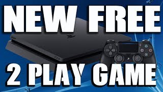 NEW PS4 FREE TO PLAY GAME 2019 - NO PS PLUS Required!