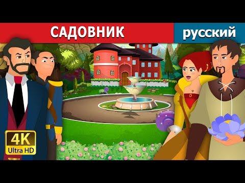 САДОВНИК | сказки на ночь | русский сказки
