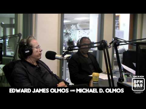 The Bigger Picture - Edward James Olmos & Michael D. Olmos Pt1