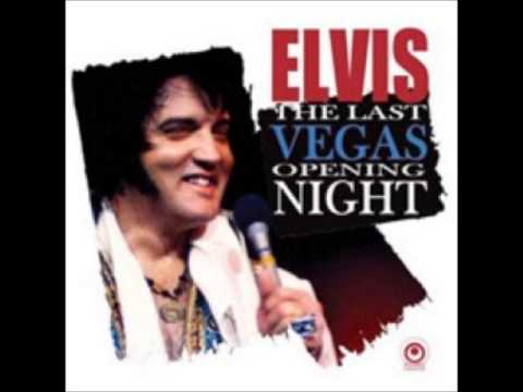 Elvis Presley  - The Last Vegas Opening Night - December 2, 1976 Full Album