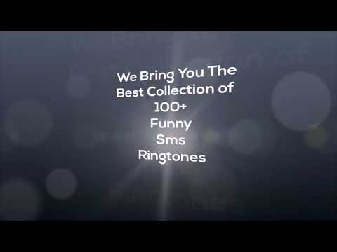 Funny Message Ringtone - 2018 Best Collection - HD Mp3 Download