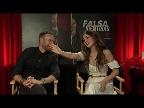 Entrevista con Camila Sodi y Luis Ernesto Franco (Falsa Identidad)