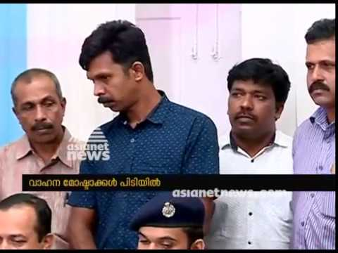 luxury car robbers arrested in Thiruvananthapuram | FIR 12 Oct 2017