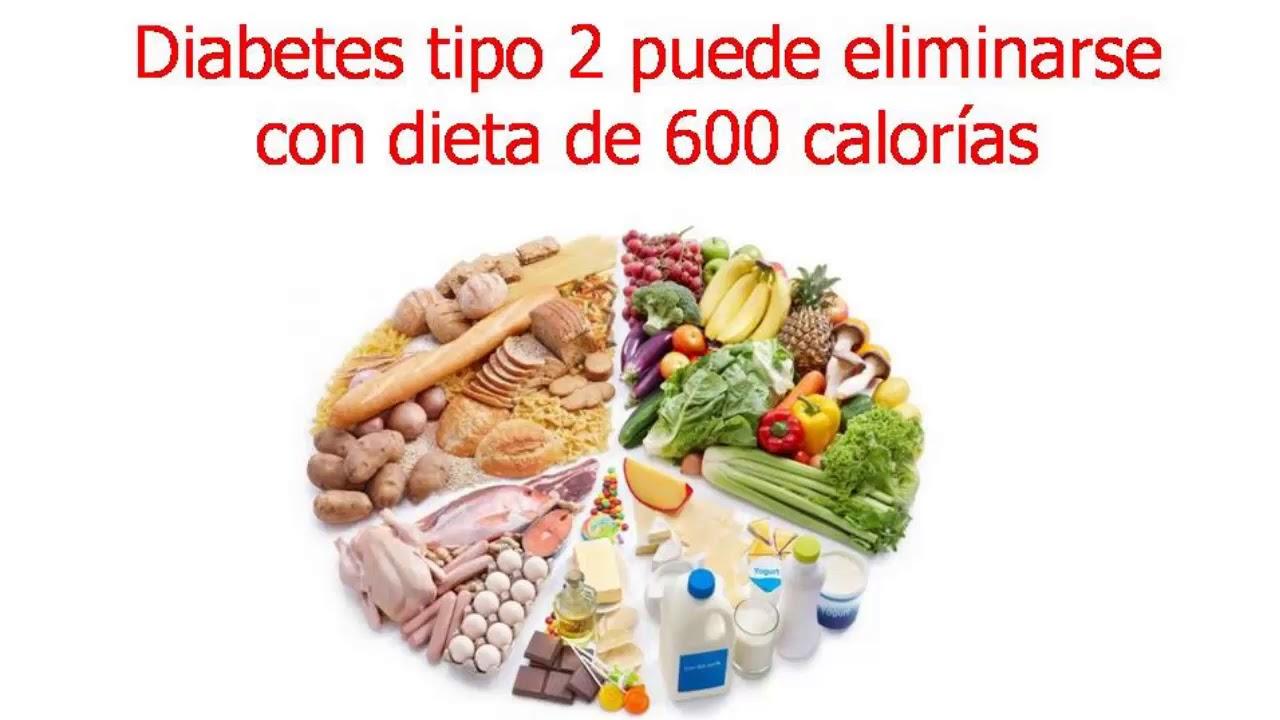 Menu dieta de 600 calorias