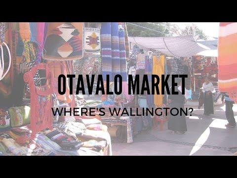 TRAVELING IN OTAVALO! (Ecuador - El Peguche Waterfall - Otavalo Market)
