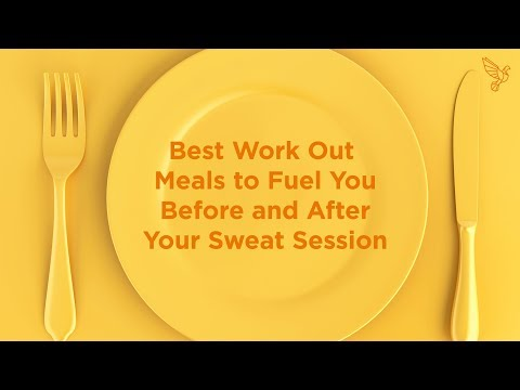 Best Preand Post-Workout Meals to Fuel Your Sweat Session