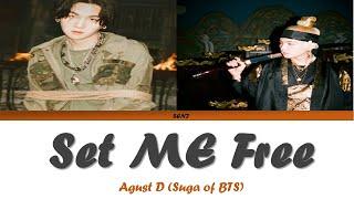 Baixar Agust D Interlude:Set me free [Color Coded Lyrics ENG/ROM/HAN]