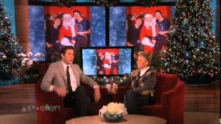 John Krasinki Tells All to Ellen
