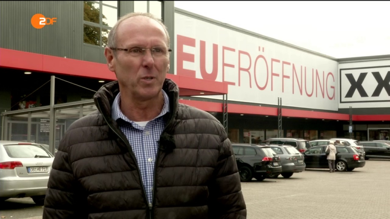 Neuer Porta Möbelmarkt In Grone