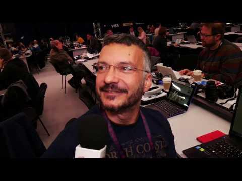 Presse über österreichs erste Probe (02.05.2017)