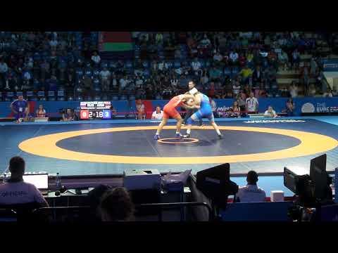 Минск 2019! Греко-римская борьба. 97 кг. Головин-Алексанян.