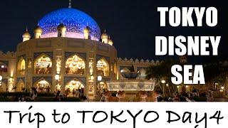 東京旅行4日目はディズニーシーのマーメイドラグーンとアラビアンコーストを散歩するようにのんびり過ごします♪ 今回も母と娘のなんでもない...