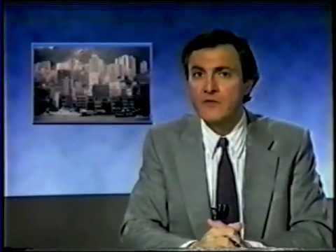 ITN News at One - Tiananmen Square Massacre 1989