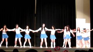 heart to heart e2w into the new world by snsd dance cover