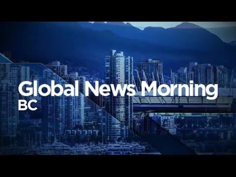Global News Morning BC Opening (April 2016)