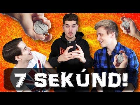 7 SEKÚND CHALLENGE - GOGO, KEA & MARTIN
