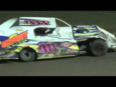 $10,000 World National Mod Feature Marshalltown Speedway 9/17/16