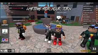 ROBLOX'S FIRST VIDEO:D