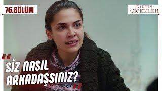 Cemre'nin, Serkan aşkını öğrenen Eylül! - Kırgın Çiçekler 76.Bölüm