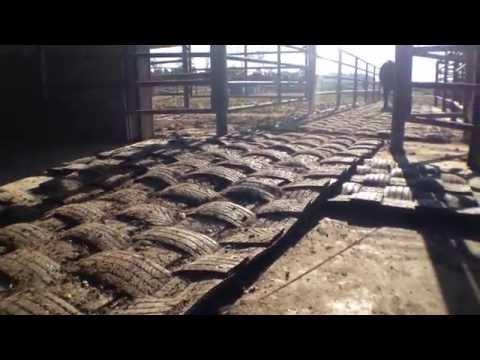 Double D Cattle Mats