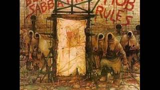 Black Sabbath - The Mob Rules [studio version w/ intro]