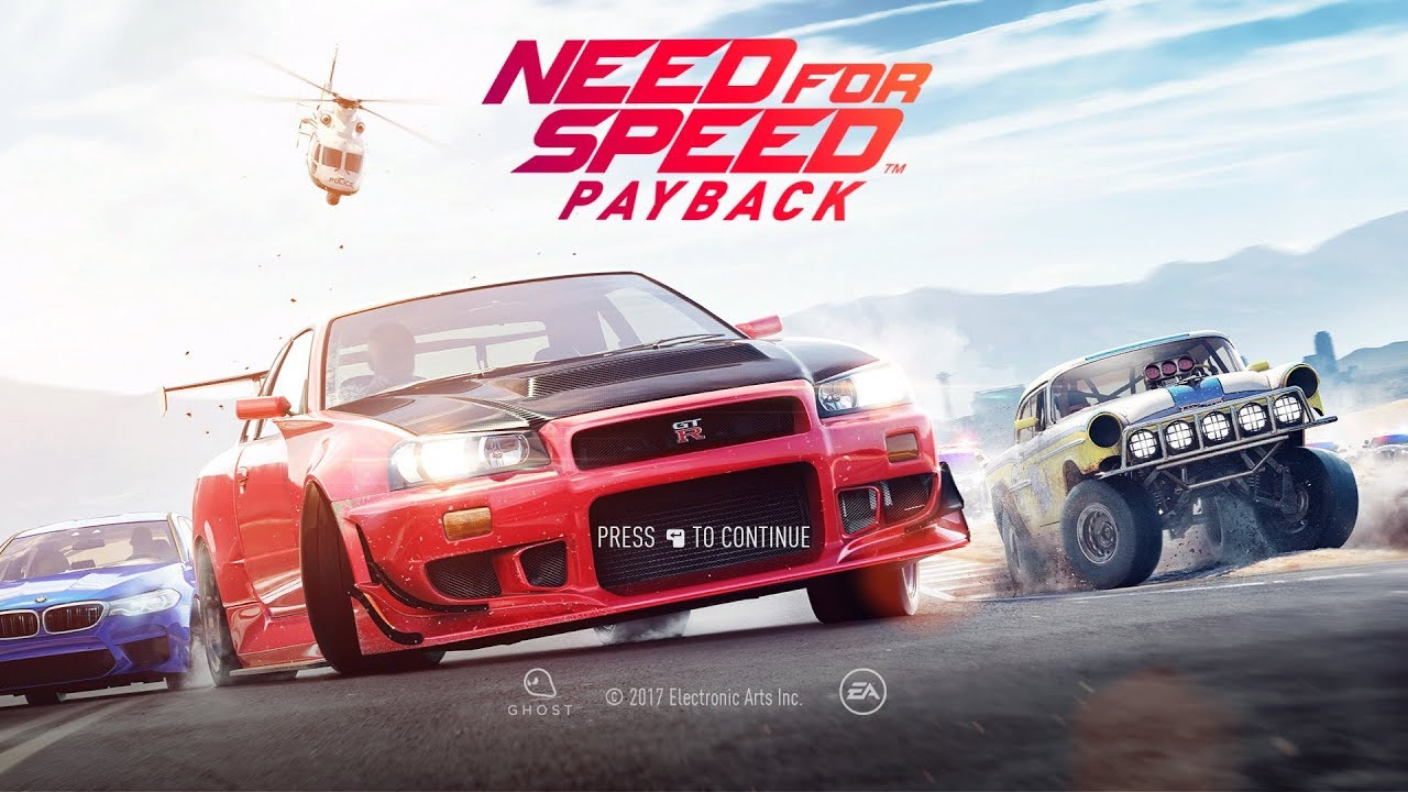 Need for Speed Payback Guide- Cheat Codes, Unlimited Money
