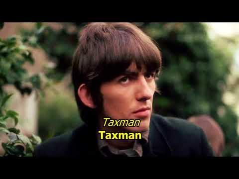 Taxman - The Beatles (LYRICS/LETRA) [Original]