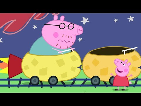 Kids Videos | Peppa goes on a Holiday Peppa Pig Official | New Peppa Pig