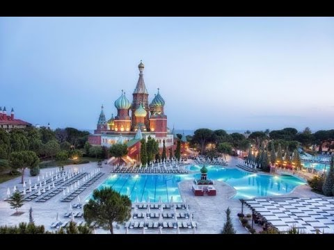WOW Kremlin Palace - Lara, Antalya | MNG Turizm