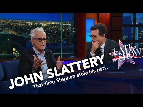 John Slattery Held a 25Year Grudge Against Stephen