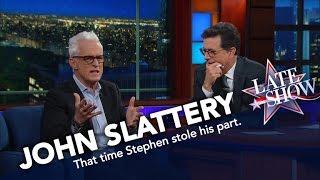 John Slattery Held a 25-Year Grudge Against Stephen