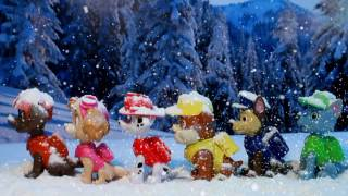 PATRULLA CANINA perdidos en la NIEVE PAW PATROL toys PUPS en español LOST SNOW PATRULLA CACHORROS