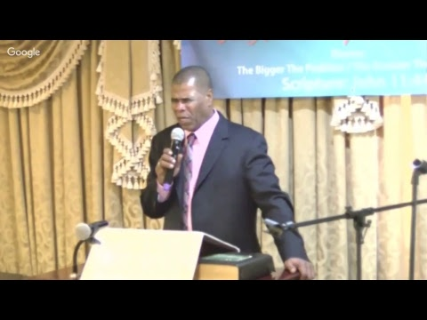 FAITH TEMPLE CHURCH OF GOD, INC. 9th CONVENTION MORNING SERVICE