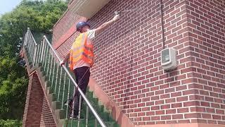 전원주택옹벽보수  외벽방수 창틀누수원인과발수제