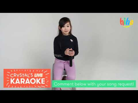 Crystal's Live Karaoke!