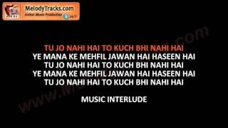 Tu Jo nahi hai to | VIDEO Karaoke | S B John