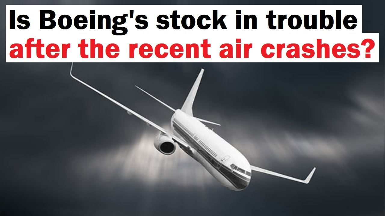 Boeing stock may have finally bottomed amid 737 Max crisis