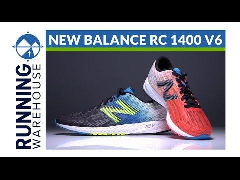 hot sale online 59b48 00d0d New Balance 1400 v6 - YouTube