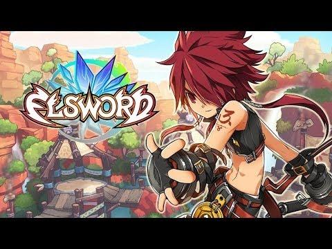 ELSWORD EN ESPAÑOL | GENIAL MMORPG DE ACCION ESTILO ANIME