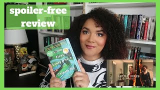 Little Fires Everywhere Book And Show Review | Spoiler Free