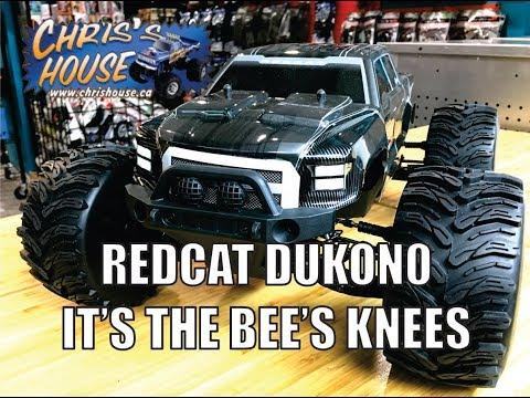 Redcat Dukono Pro.  Should you buy it ?