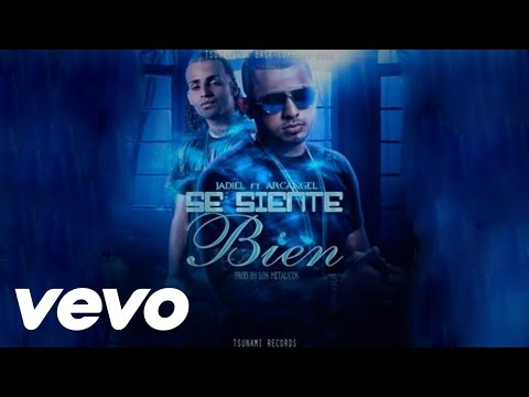 Jadiel Ft  Arcangel  - Se Siente Bien (Official)