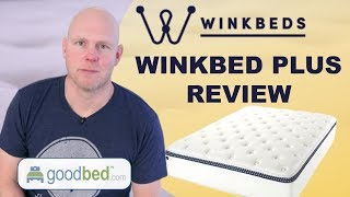 WinkBed Plus Mattress Review (2019)