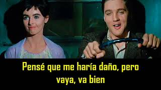 Gambar cover ELVIS PRESLEY - I slipped, I stumbled, I fell ( con subtitulos en español ) BEST SOUND