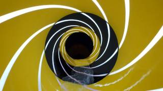 Aqualand Köln - Space Taifun (neue Trichterrutsche) ONRIDE