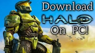 How To Get Halo CE for FREE w/ Multiplayer [Easy]