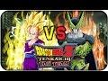 Dragon Ball Z Tenkaichi Tag Team | Gohan Vs Cell | Estate Quieto Desgraciado (dob) video