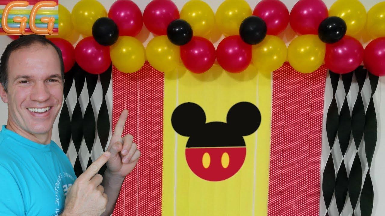 Pantalla de mesa de globo Disney Minnie Mouse Fiesta De Cumpleaños Airfill no Helio B//P